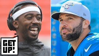 Tyrod Taylor should replace Blake Bortles as Jaguars QB - Rex Ryan | Get Up!