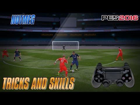 PES 2016 Tricks and Skills Tutorial [PS4, PS3]