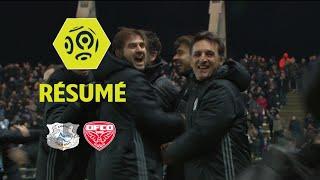 Amiens SC - Dijon FCO (2-1)  - Résumé - (ASC - DFCO) / 2017-18