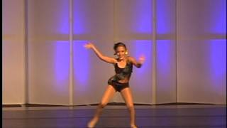 Kennadi Boese I Will Fly. Nationals 2012. Peitie Miss Dance. Dance Masters of America. 9 years old