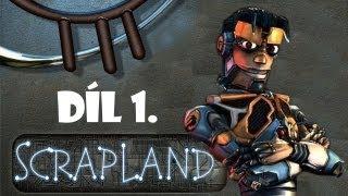 Scrapland Díl 1. Začátek - Velká databáze