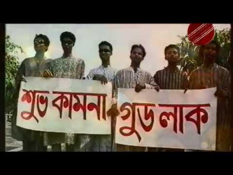 Cricket Song good luck Bangladesh 2015  by Suvro Dev
