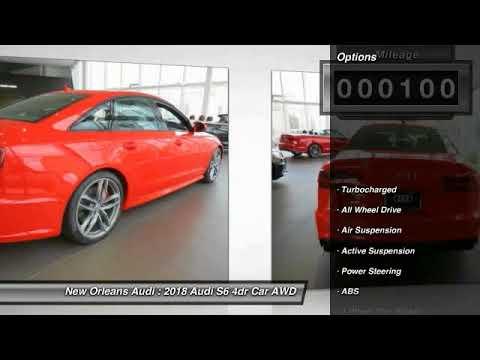 Audi S Metairie LA NT YouTube - Audi of new orleans
