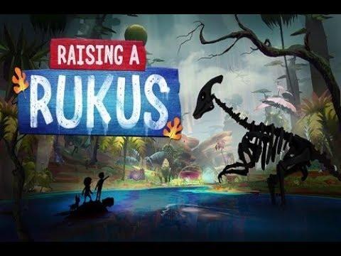 The VR Shop - Raising A Rukus - Gear VR Gameplay