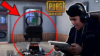 PUBG MOBILE Me Aim Karna Matlab Class me First Aaa Jana 😑 - PUBG MOBILE Funny Moments