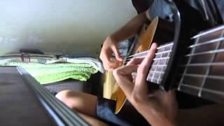 Trời ơi (Lê Cát Trọng Lý) guitar cover