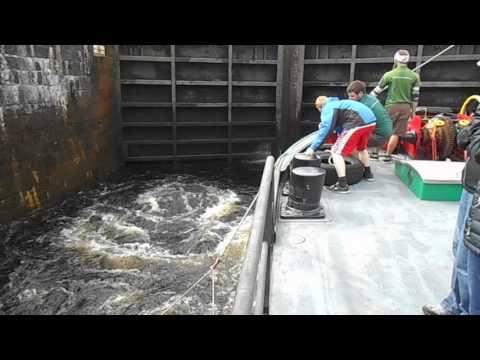 Canal Lock Passage