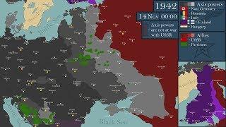 A List Of The World War Ii Battles Involving Soviet Union