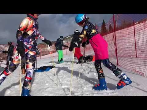 59487f0617 Arctica Ski Racing Trailer - YouTube