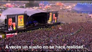 The Killers - The Way It Was (subtitulado) T In The Park 13