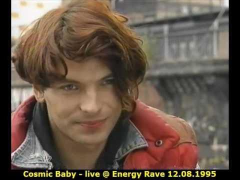 Cosmic Baby - live @ Energy Rave 12.08.1995