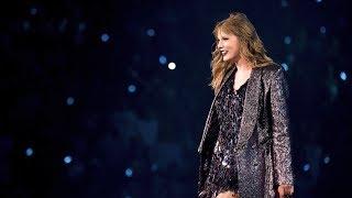 Taylor Swift Getaway Car ATamp;T Stadium Arlington TX