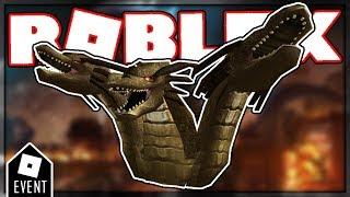 ROBLOX GODZILLA EVENT ITEMS | ROBLOX GODZILLA EVENT 2019