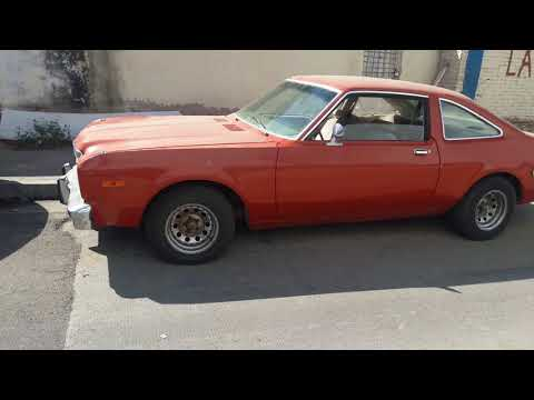 Carro Clasico dodge aspen 1977 6cil automatico