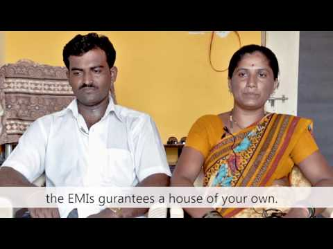 How Mr & Mrs Devkate got a ₹ 2 lacs subsidy from #PMAY scheme!