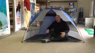 Reef Gear Review: Lightspeed Quick Draw Tent