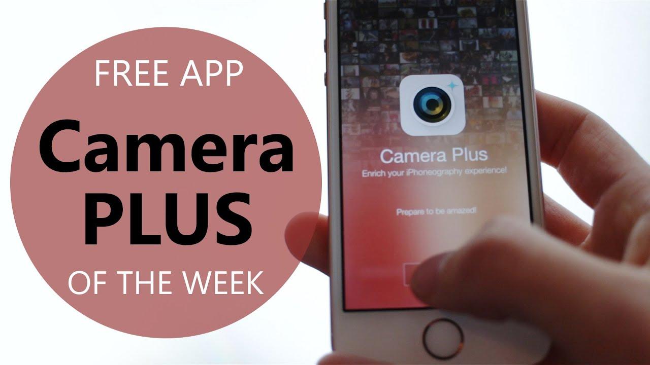 Camera Plus | App of the Week | Ep 3