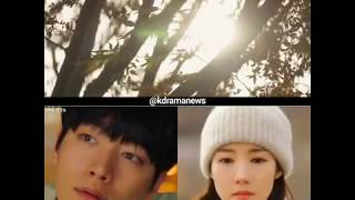 Official trailer of the upcoming kdrama- I-ll come to you when the weather is nice-