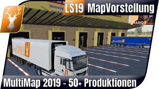 "[""LS19"", ""FS19"", ""Landwirtschafts Simmulator"", ""Modvorstellungen"", ""Playtest"", ""gameplay"", ""Hof Hirschfeld"", ""Hirschfeld Logistics"", ""Farming Simmulator"", ""Courseplay"", ""Modding"", ""Mod"", ""Multimap 2019"", ""Global Company Produktionen"", ""Multiproduktion mit"