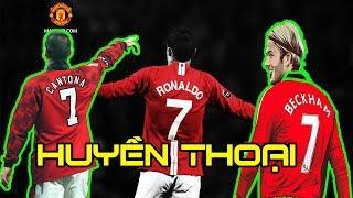 Top 5 số 7 huyền thoại trong lịch sử câu lạc bộ Manchester United.