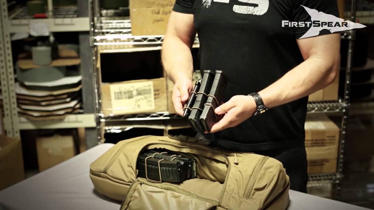 f70ae14b6b32 FirstSpear Skirmisher Pack - YouTube