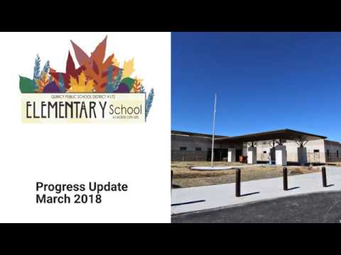 QPS172 - Iles Elementary School March 2018 Update