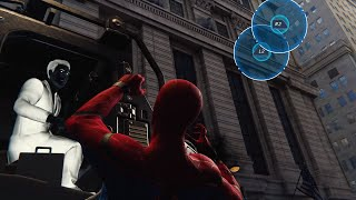 Spider-Man PS4 - Mister Negative Epic Chase Gameplay