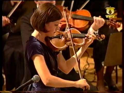 Julia Igonina Prokofiev Violin concerto in D major (3)