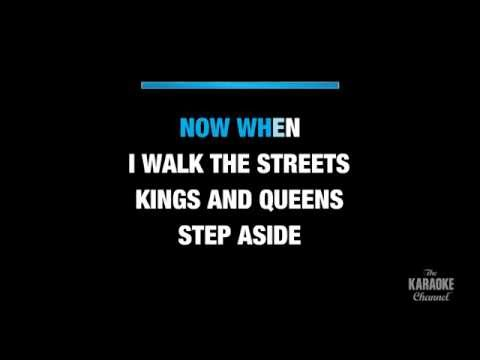 "Bad To The Bone in the Style of ""George Thorogood"" karaoke lyrics (no lead vocal)"