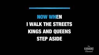 "Bad To The Bone in the Style of ""George Thorogood"" karaoke lyrics (no lead vocal)"
