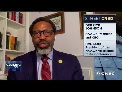 NAACP CEO on the ''Stop Hate For Profit'' campaign