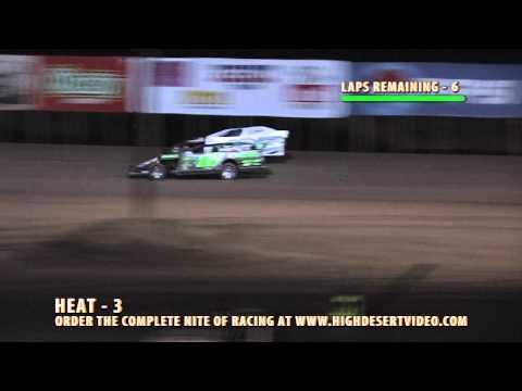 USRA Modified Racing @ Southern NM Speedway - April 6, 2013