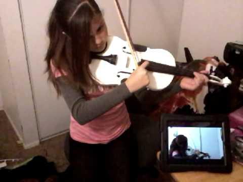 Dragon Hunter violin cover