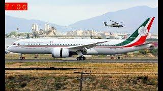 Top10 aviones presidenciales mas caros y lujosos del mundo