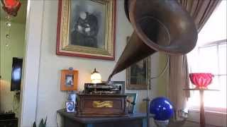 Columbia Graphophone BF Cylinder Player