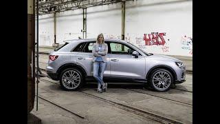 Auto Plus à bord de l'Audi Q3 (2018)