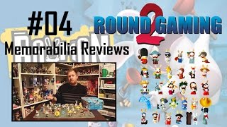 Raving Rabbids Invade the World Figure Toys (R2G Memorabilia Review #4)
