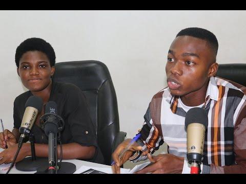 University of Ghana Treasurer Aspirants Face to Face (Ethel vs Effah)