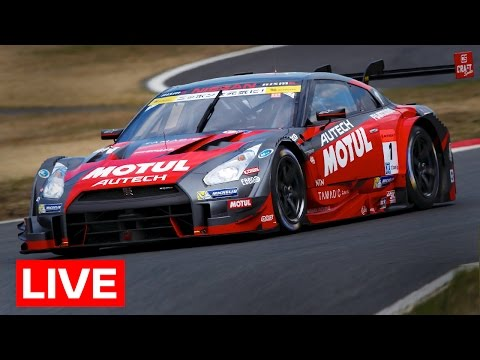 FULL RACE, 2016 Super GT Rnd 7 - Thailand - LIVE -ENGLISH COMMENTARY