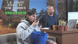 L.A. BEAST On Tom Green