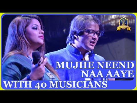 90's Melodies Ka Nasha - Mujhe Neend Na Aaye
