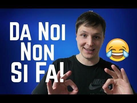 5 Cose Normali In Italia Che Sono Strane In America
