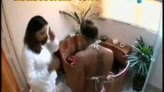 Pânico Na TV 19/12/2010 - Bola e Bolinha  Tentam arruinar o Casamento de Dani Bolina - Parte 1