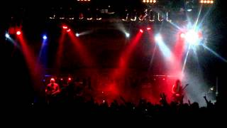 DevilDriver -Head on to Heartache (Let Them Rot) live@ Alcatraz Milano 26-02-13