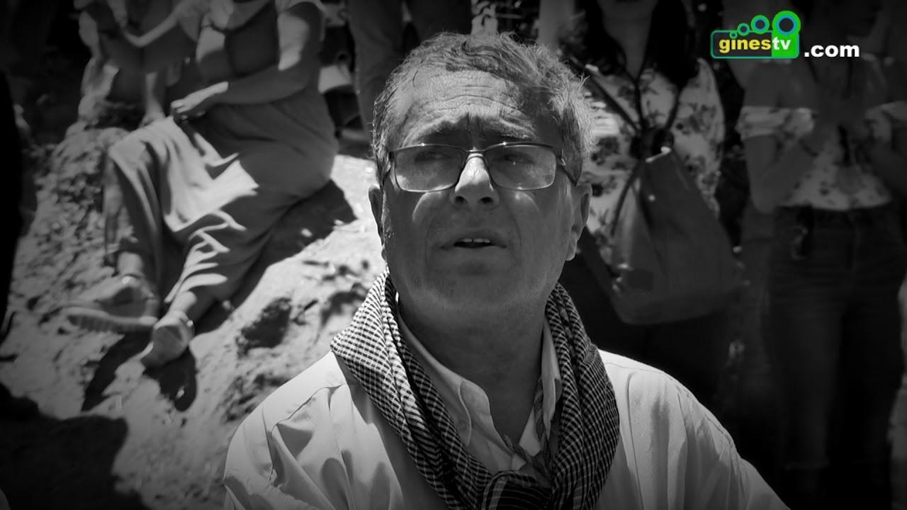 Momentos del paso por Quema y Villamanrique del Rocío de Gines 2018
