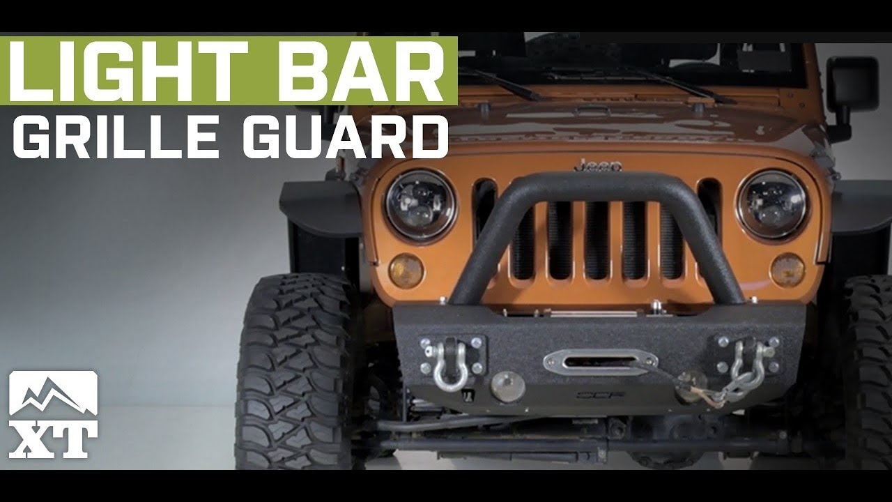 Jeep wrangler 2007 2017 jk off camber fabrications by mbrp light jeep wrangler 2007 2017 jk off camber fabrications by mbrp light bargrille guard review install mozeypictures Images