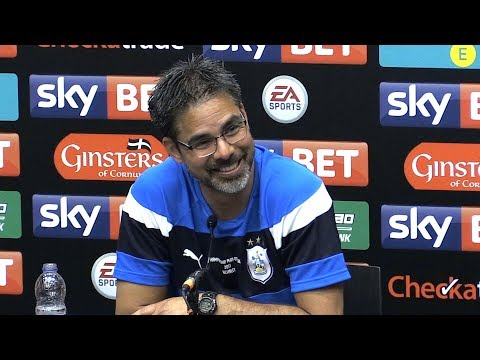 David Wagner Full Press Conference After Huddersfield Win Championship Play-Off Final