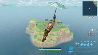 Can you get back to the home island on Fortnite?