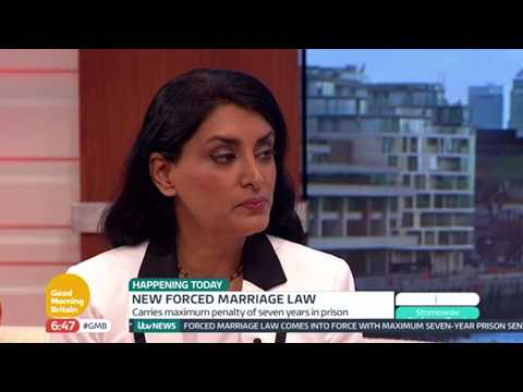 New Forced Marriage Laws | Good Morning Britain