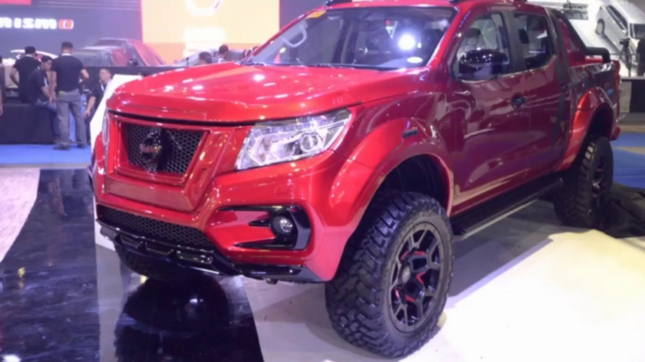 Modified Nissan Navara Warrior X In Pims 2018 Youtube